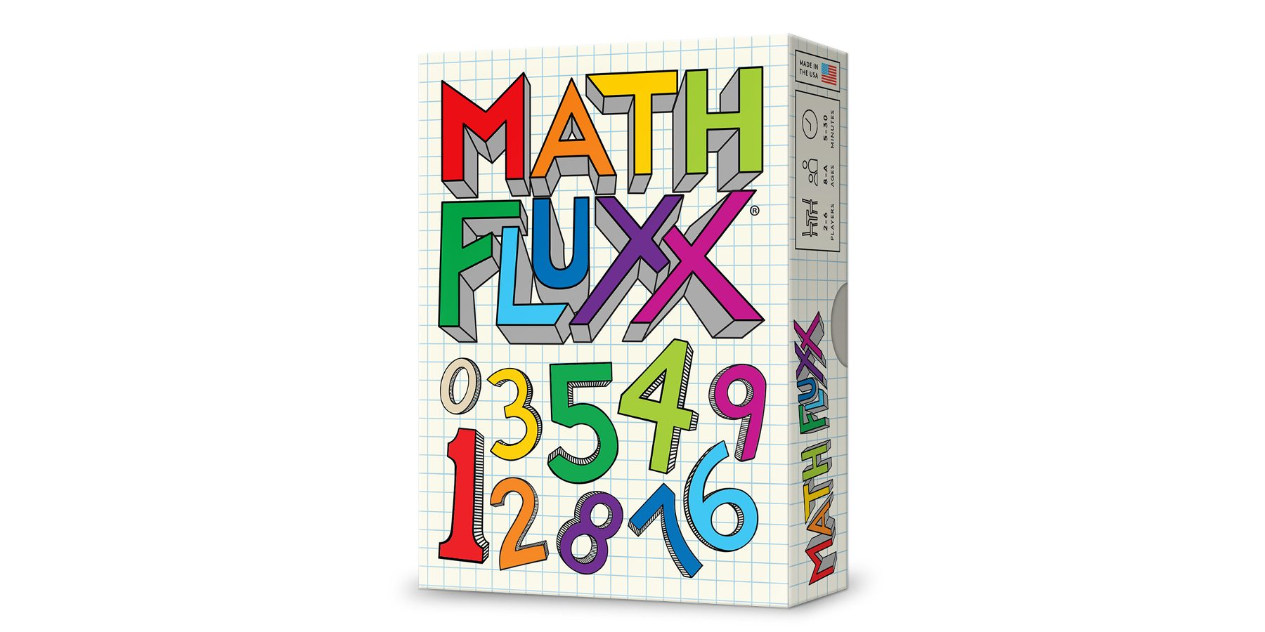Make Numbers Fun With 'Math Fluxx'