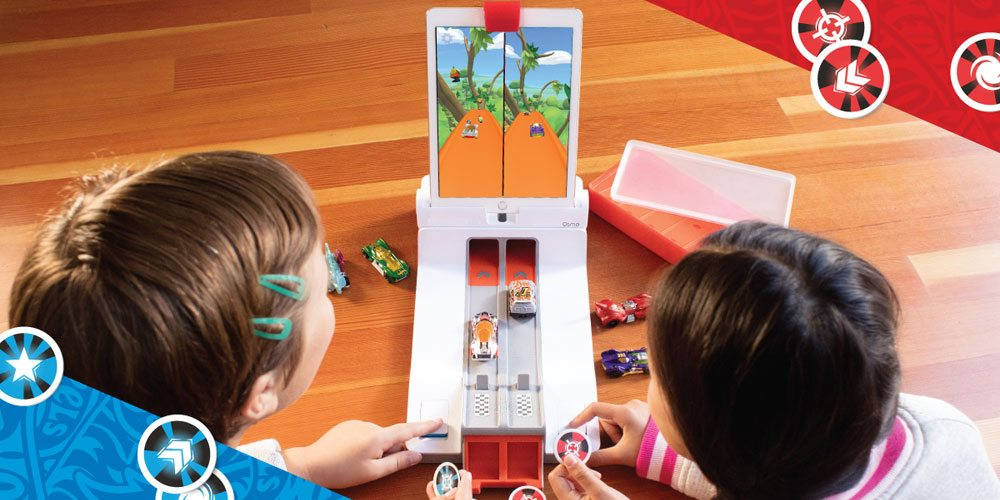 Osmo and Mattel Introduce MindRacers