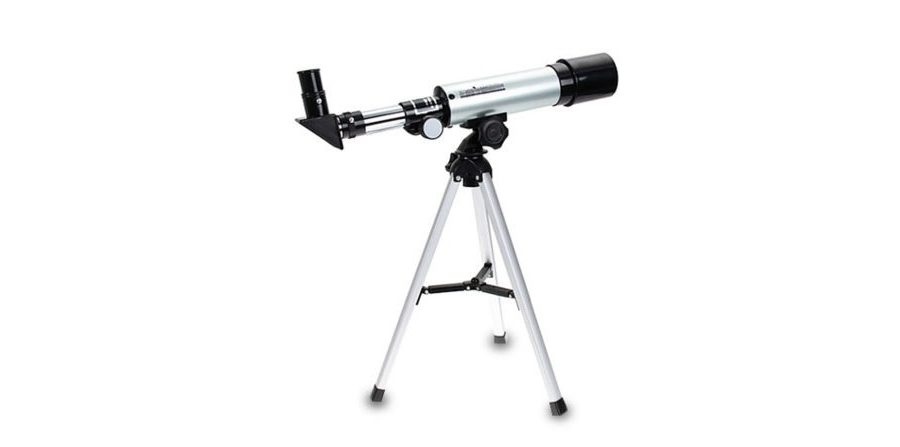 GeekDad Daily Deal: The Outdoor Monocular Telescope with Portable Tripod