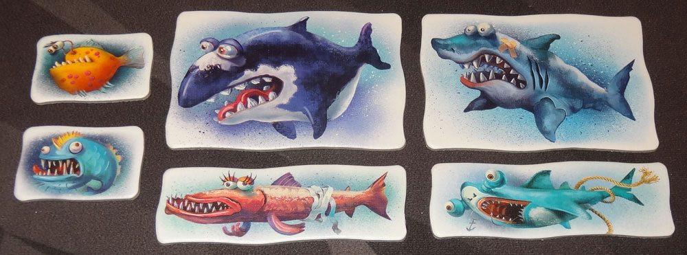 Reef Route predators