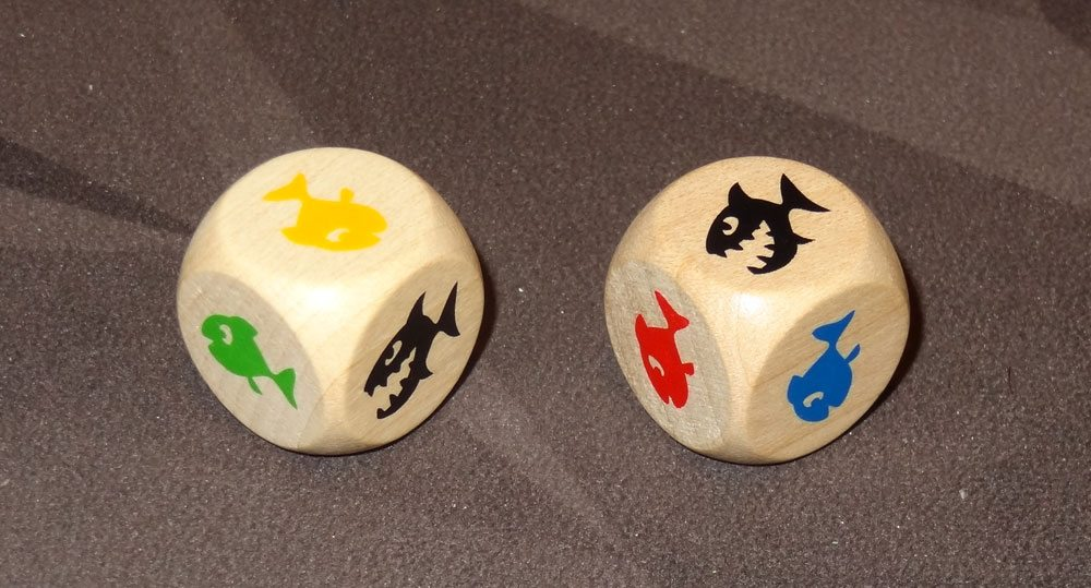 Reef Route dice