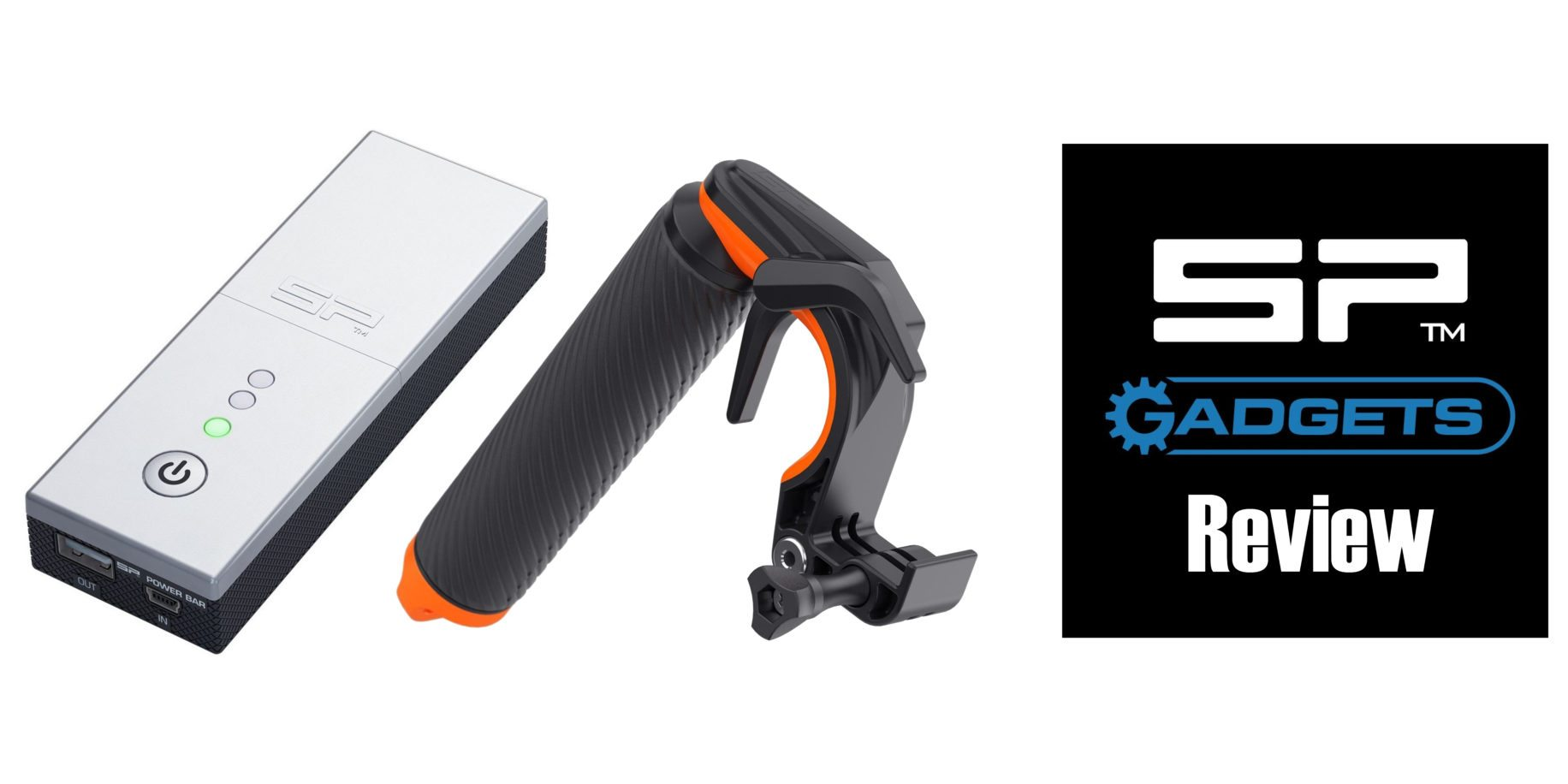 SP Gadgets GoPro Accessories – Stay Steady. Stay Powered.