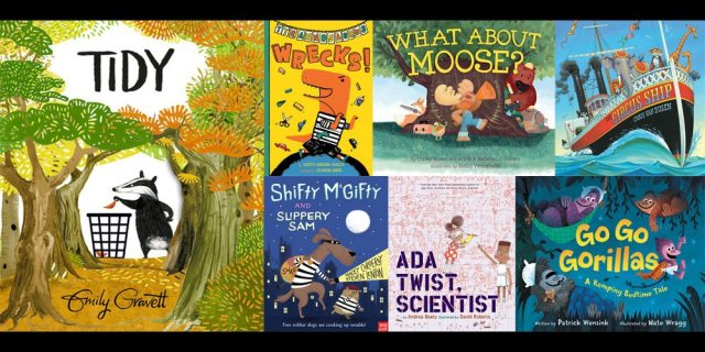Stack Overflow Rhyming Books