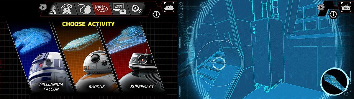 ar mode screenshot