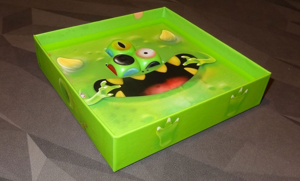 TerrorEyes box