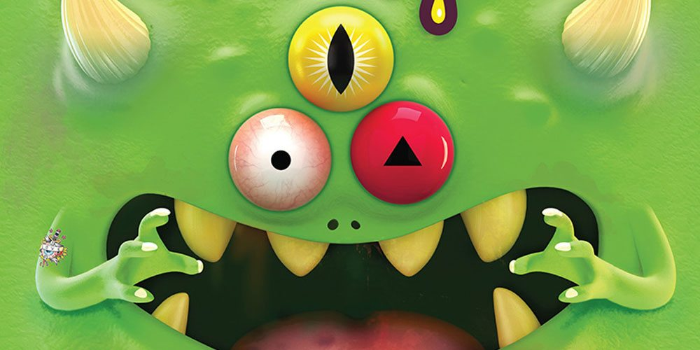'TerrorEyes': Silly, Monstrous Dice-Rolling