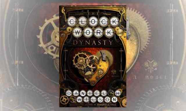 Clockwork Dynasty Cover