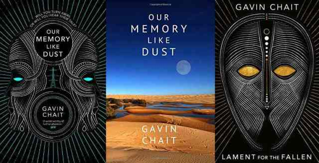Gavin Chait Books