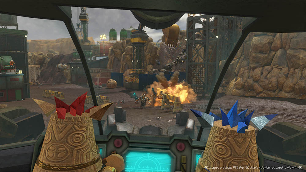 knack ii screenshot 3