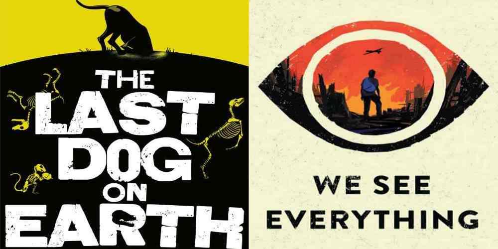 London Falling: 2 Dystopian Novels Reviewed