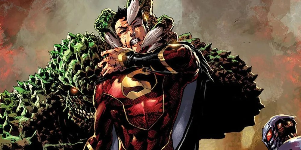 New Super-Man #15, Kenan Kong