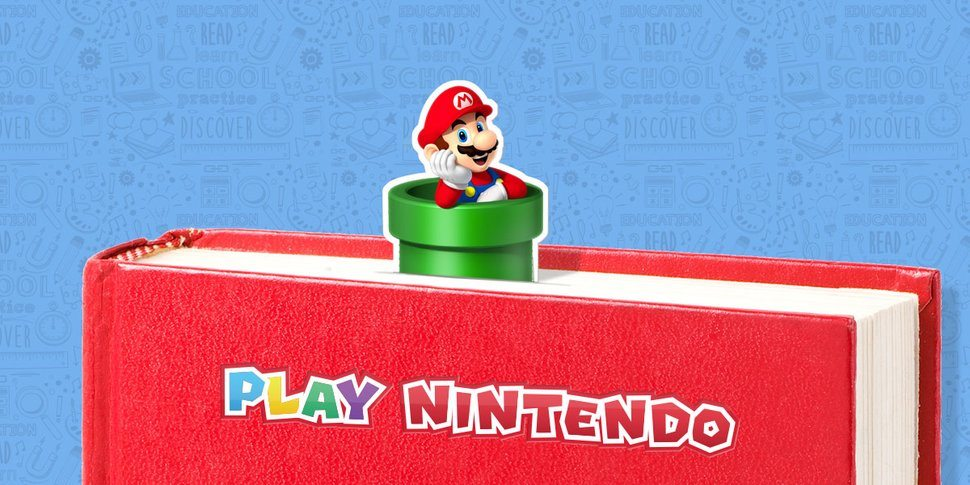 Go Back to School With the Sights, Sounds, and (Obviously) Games of Nintendo