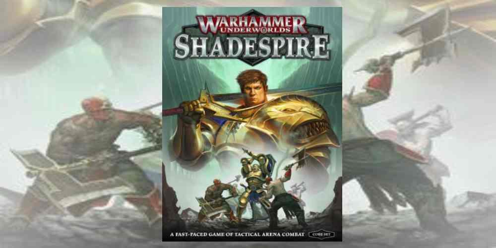Introducing 'Warhammer Underworlds: Shadespire'