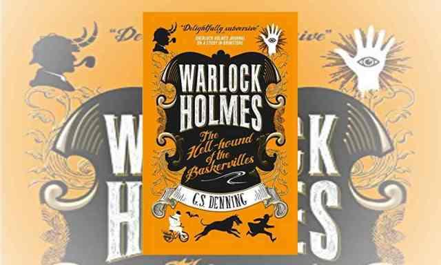 Warlock Holmes Cover
