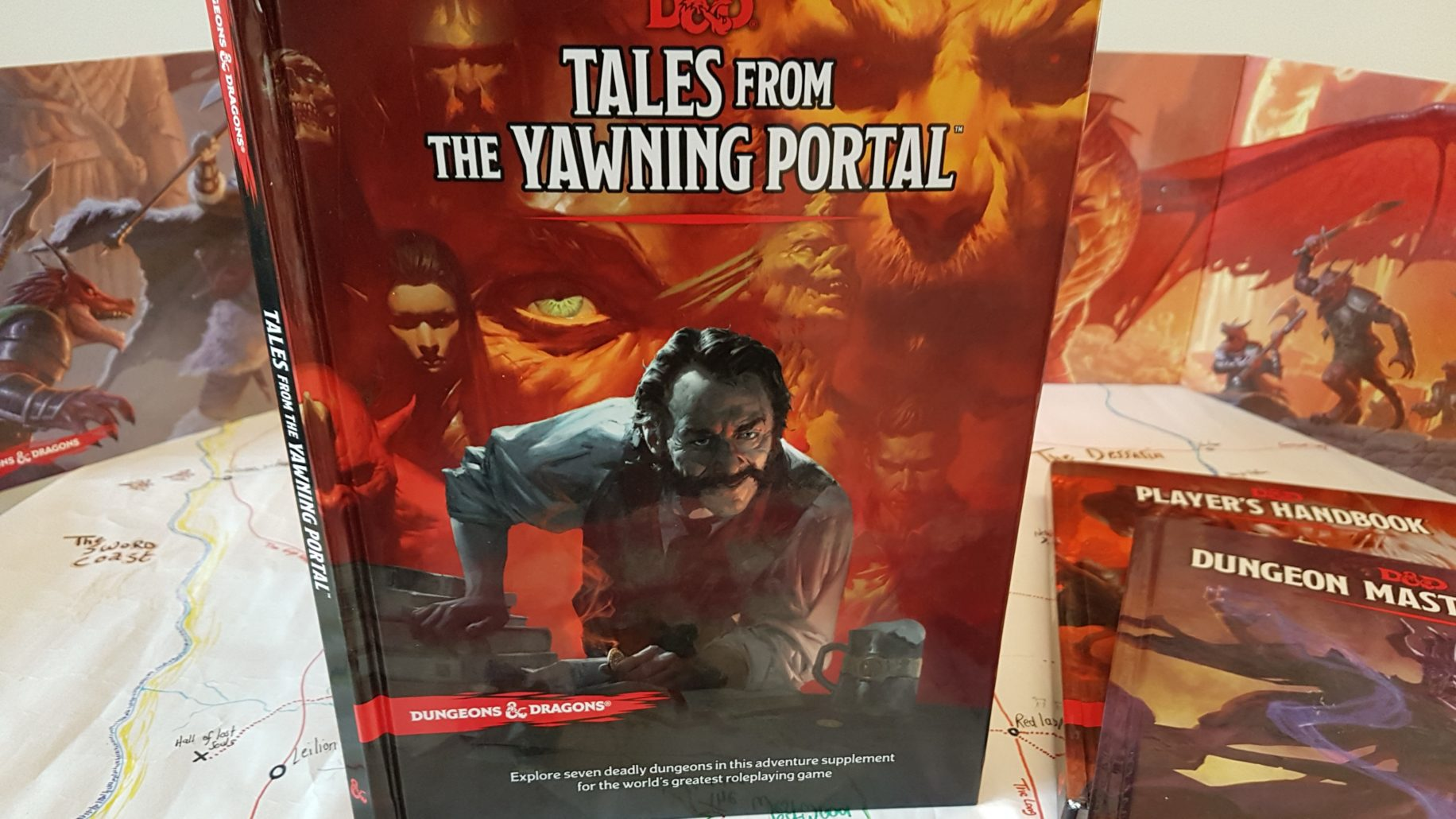 dungeons and dragons tales from the yawning portal pdf