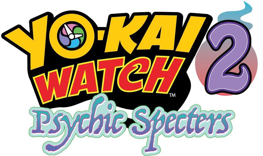 Yokai Watch 2 Psychic Specters logo