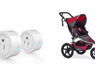 Geek Daily Deals 102917 smart plugs strollers