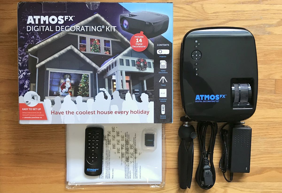 AtmosFX Digital Decorating Kit review