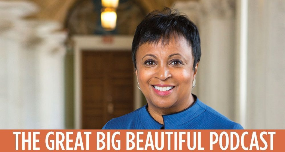 GBBP 146: Librarian of Congress Carla Hayden