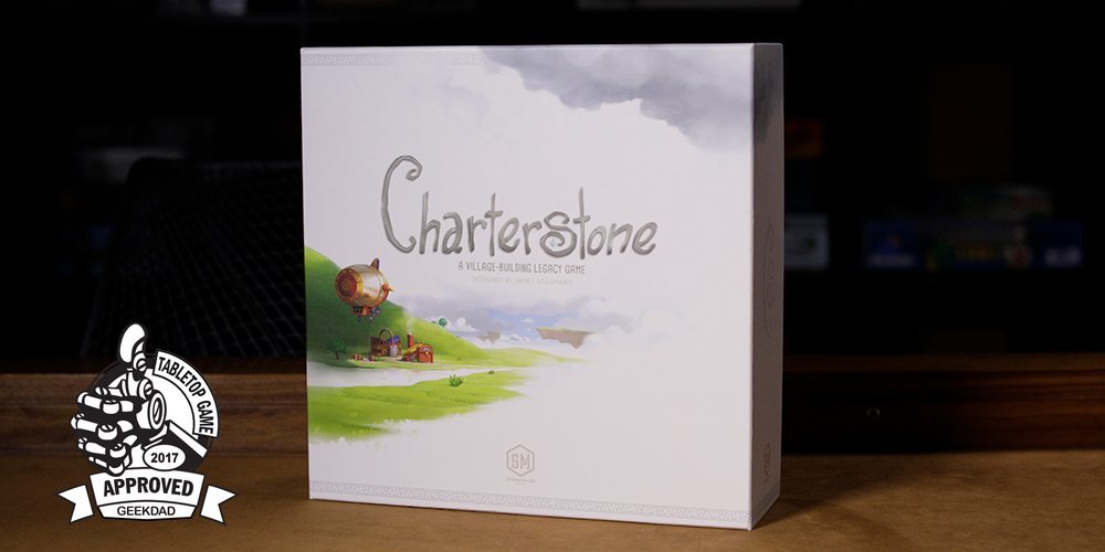 'Charterstone' Presents a Unique and Fresh Take on Legacy Gaming