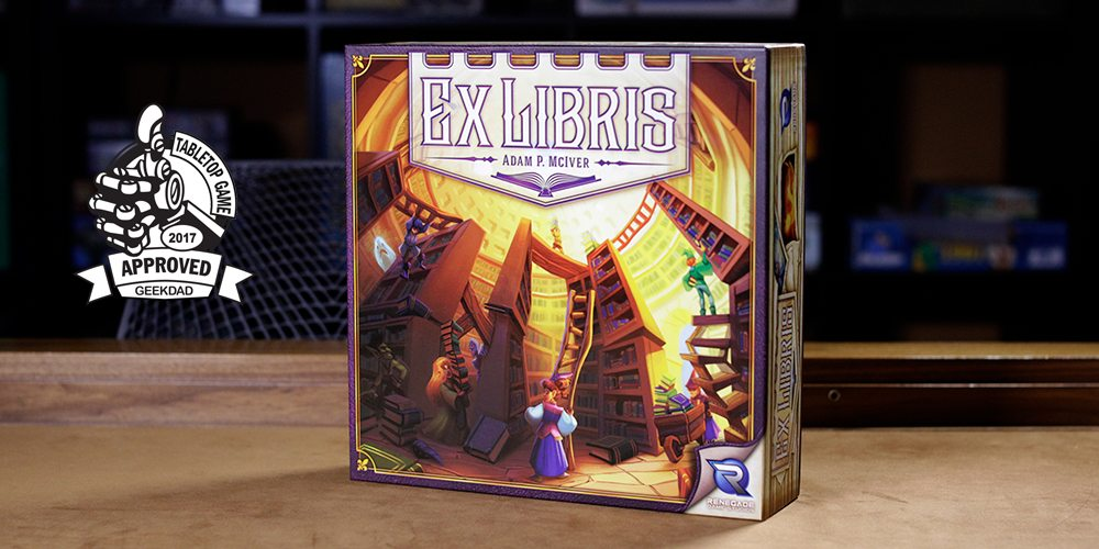 'Ex Libris' Is a Game You'll Definitely Want on Your Shelves