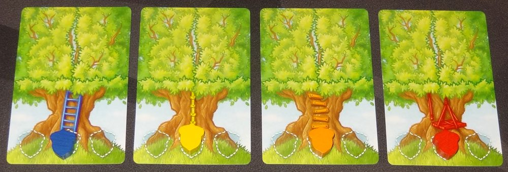 Best Treehouse Ever: Forest of Fun tree cards
