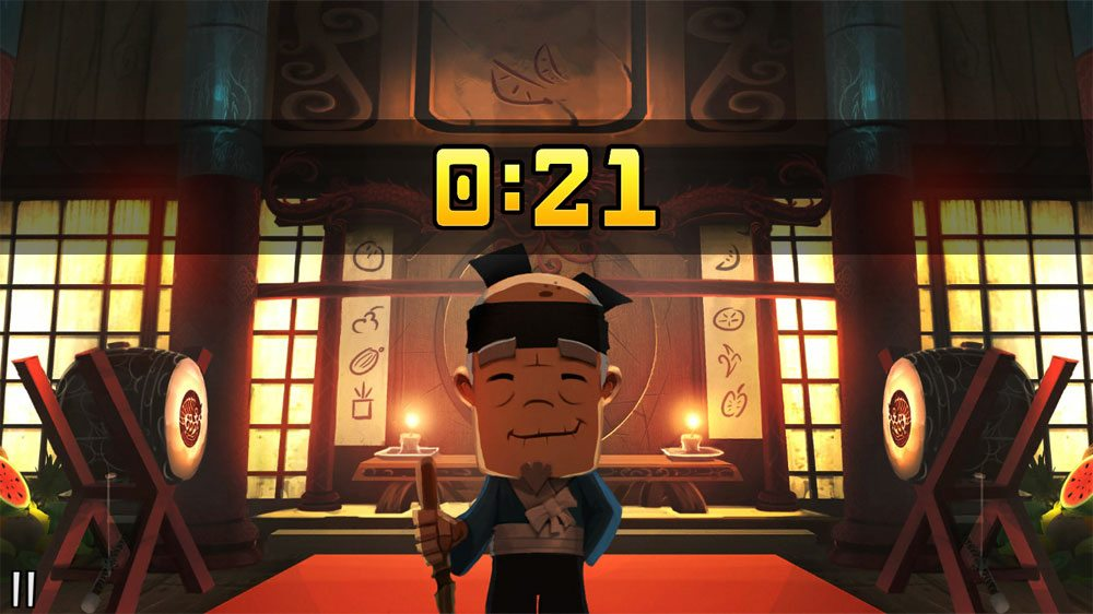 Fruit Ninja: Card Master timer app