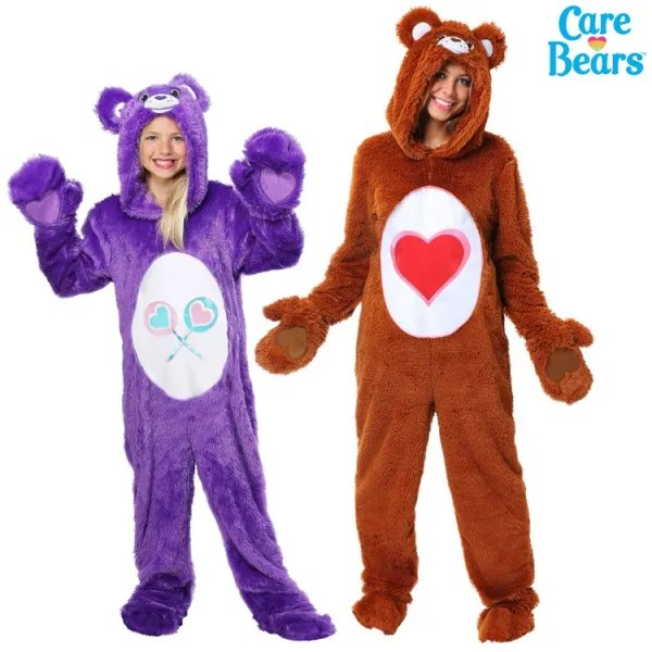 care bear parties