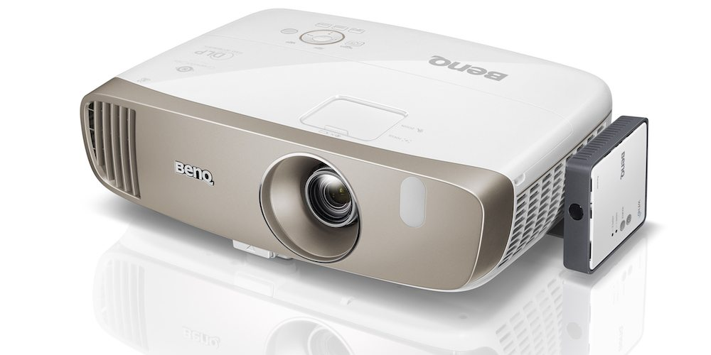 BenQ HT3050 projector.