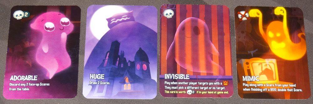 Haunt the House phantom cards