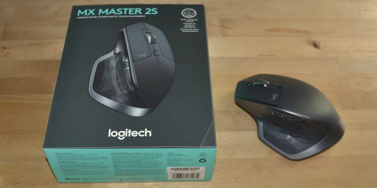 Logitech MX Master 2S review