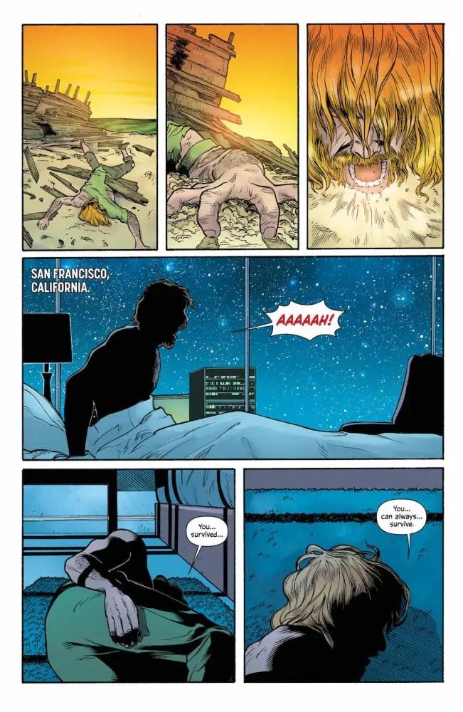Wildstorm Michael Cray #1, N. Steven Harris
