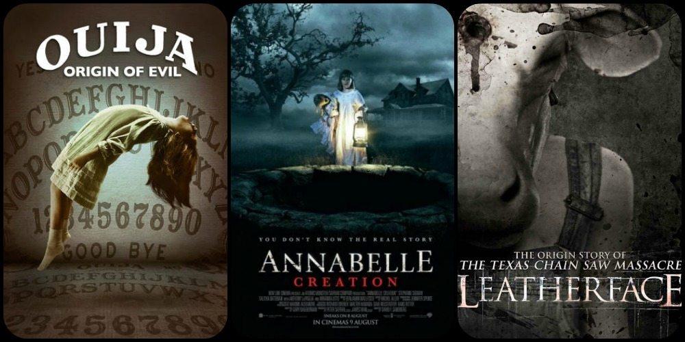 Reel-to-Reel: Origin Horror Movies