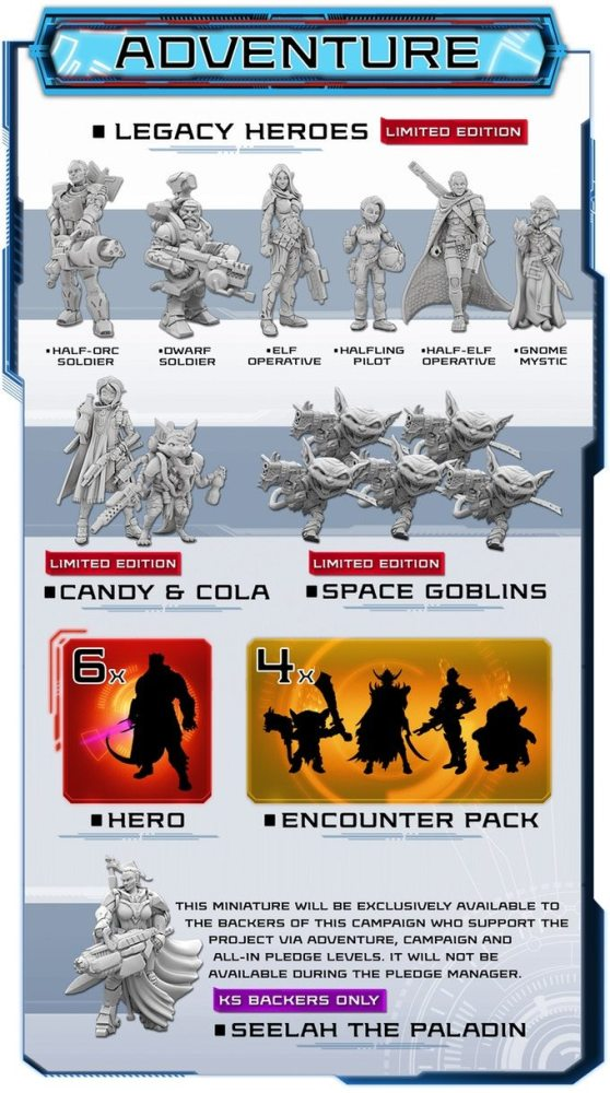 Ninja Division Starfinder Kickstarter Adventure level.
