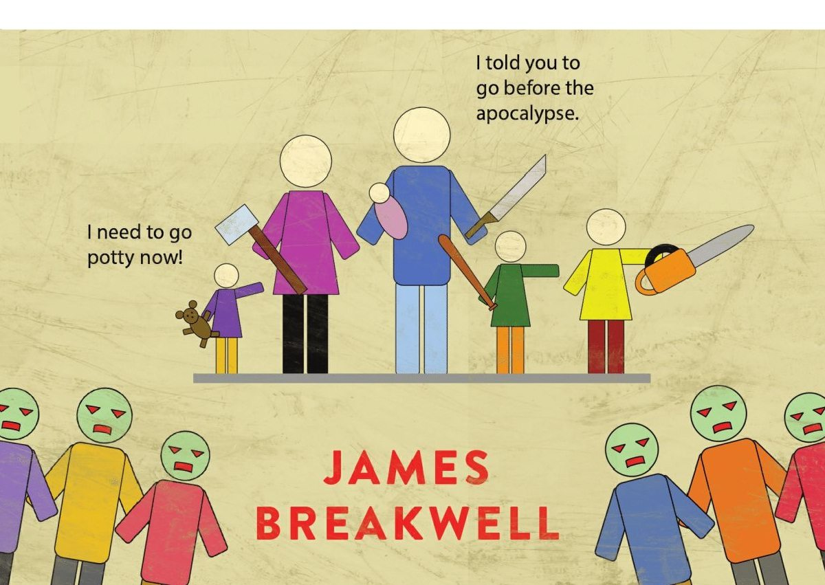 Parenting Getting to You? This Zombie Survival Guide Is What You Need!