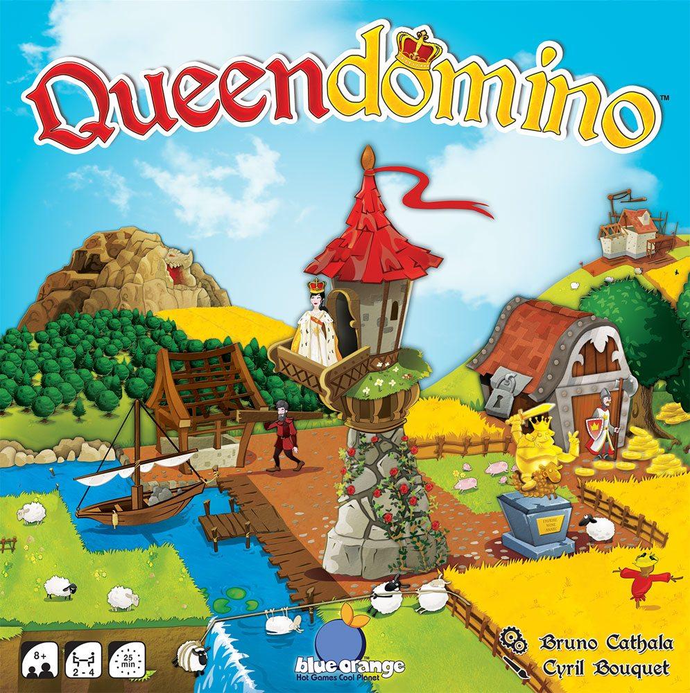 Queendomino cover