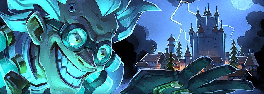 Return of Junkenstein Splash, Copyright Blizzard Entertainment