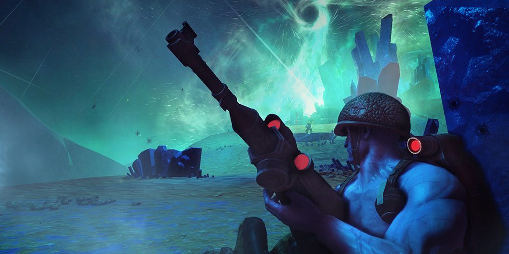GeekDad Review: 'Rogue Trooper Redux' for the Nintendo Switch