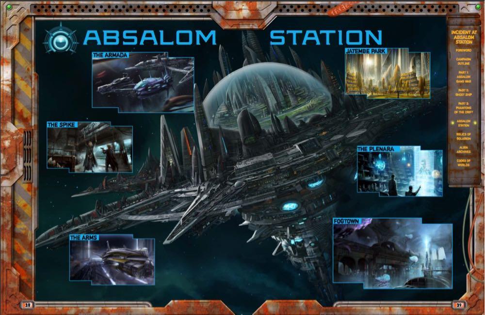 Absalom Station