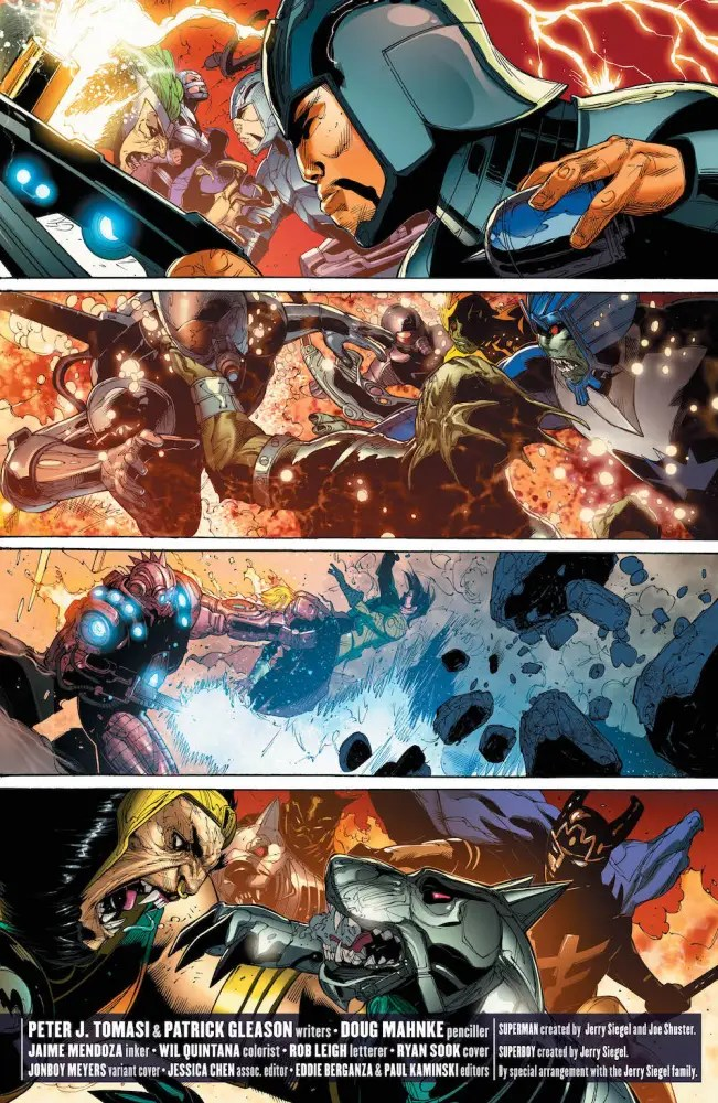 Superman #33, 2017
