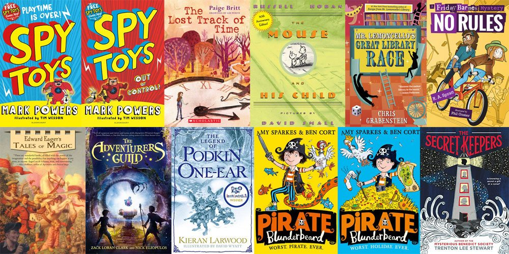 Stack Overflow: 10 Great Picks for Middle Grade Readers