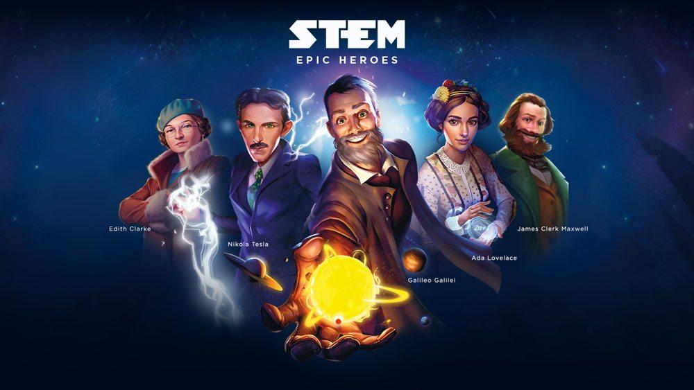 STEM Epic Heroes