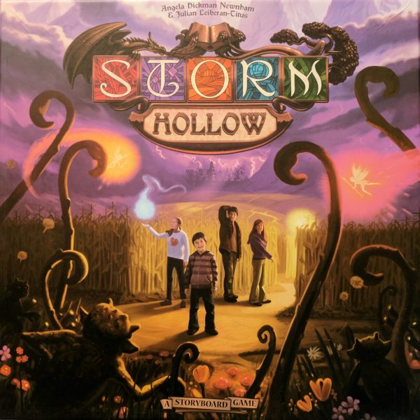 Storm Hollow Box Art