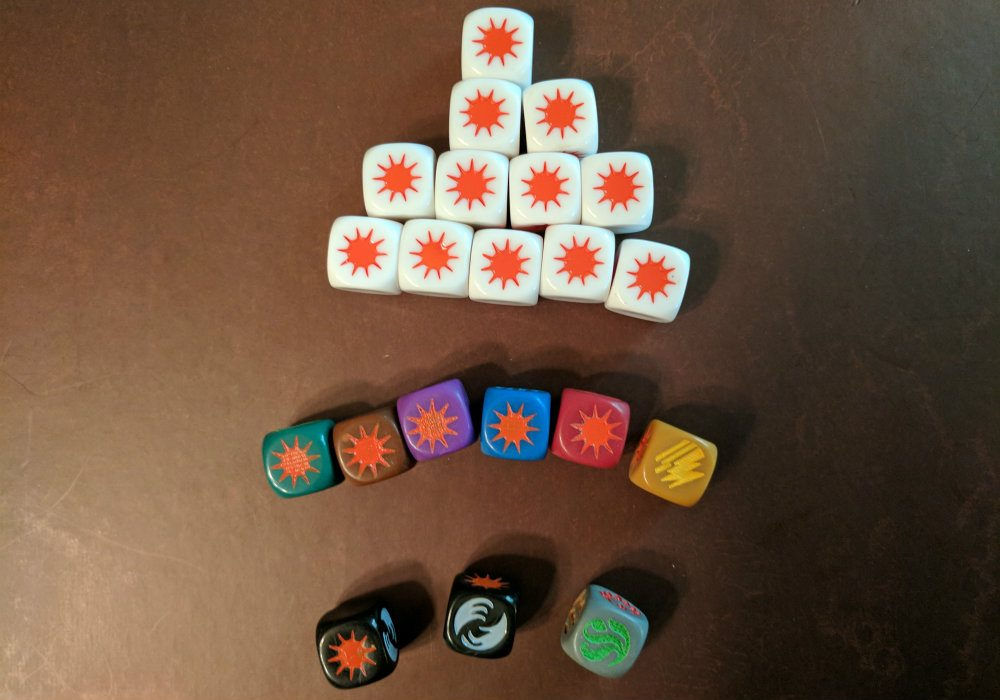 Storm Hollow Preludes Dice