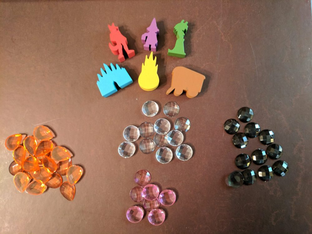 Storm Hollow Preludes Meeples and Gems