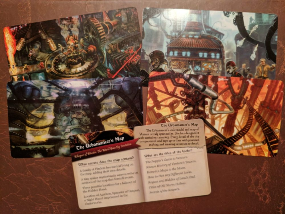 Storm Hollow Tales of a New Age Scene Cards