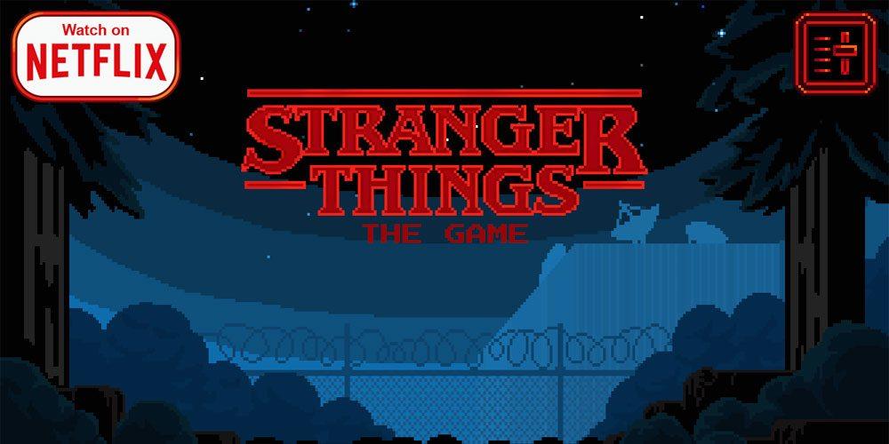 Stranger Things game
