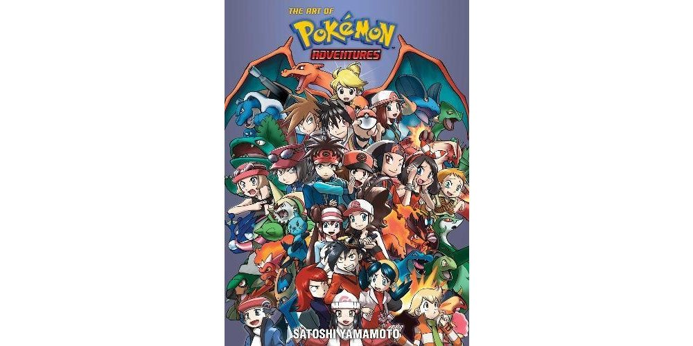 Come Explore the Pokémon Universe With 'The Art of Pokémon Adventures'