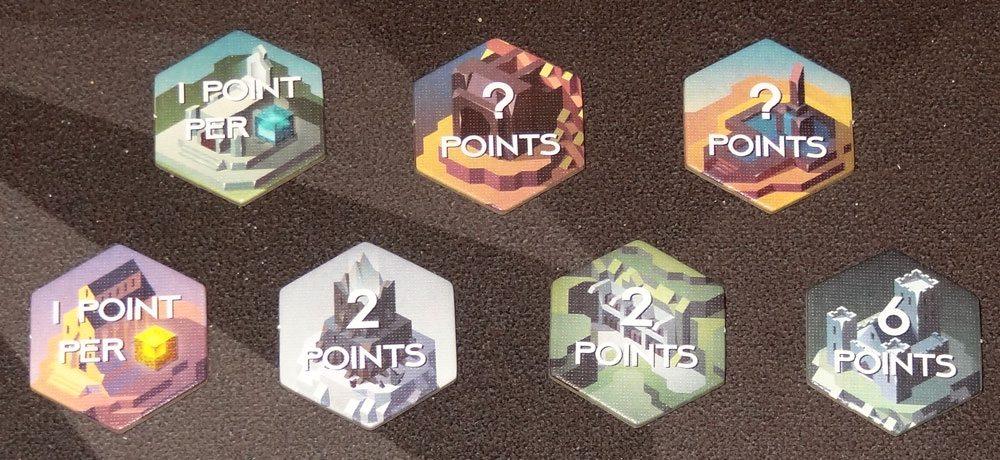 Unearth wonder tokens