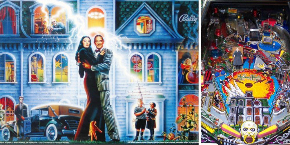Addams Family Pinball